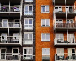 Viele Wohnungen